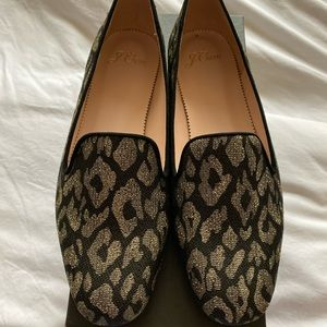Jcrew brand new flat shoes with box